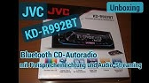 JVC Mobile Entertainment   Bluetooth Pairing - YouTube on