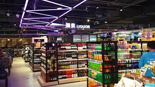 Alibaba's Hema Fresh Store