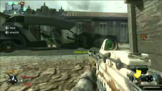 Call of Duty Black Ops: Helicoptero Artillado gameplay [HD] (G/C) by Willyrex
