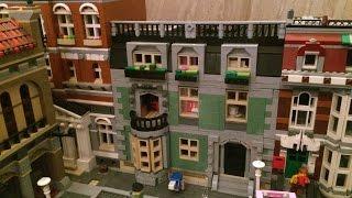 lego modular house MOC /Жилой дом(модульный)(, 2016-11-19T10:22:55.000Z)