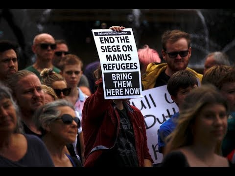 Australian medical group wants access to Manus Island asylum seekers