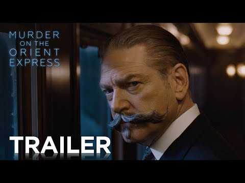 MURDER ON THE ORIENT EXPRESS | Official Trailer 2 | In Cinemas NOVEMBER 9, 2017