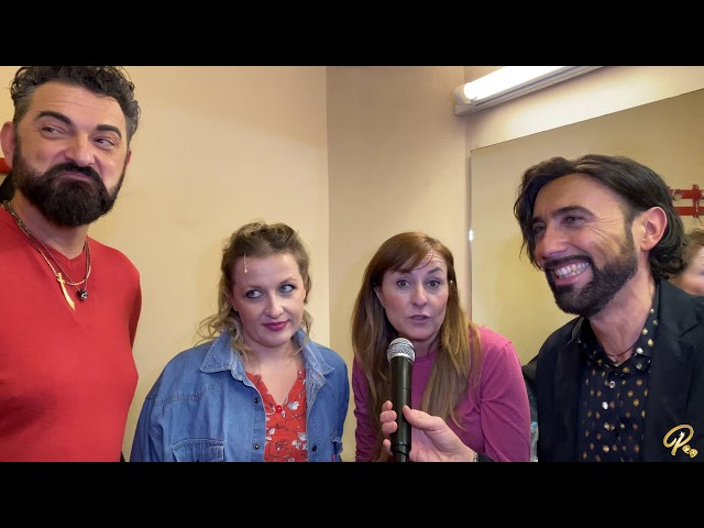 Kinky Boots - Intervista a Claudia Campolongo e Valentina De Giovanni