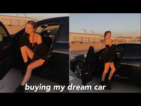 Buying my First Car at 16