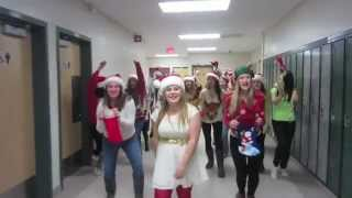 All I Want For Christmas is You Lip Dub - Grad Council 2012-2013