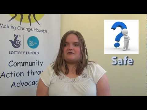 Facebook and How to be Safe: Learning Disability.