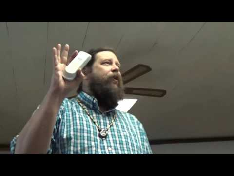 Ancient Hebrew Seminar   Ava, Mo    Part 1 of 8