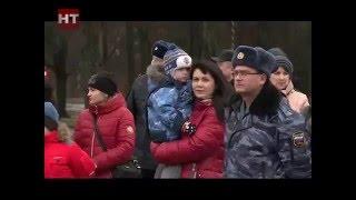 Александр Коровников встретил сводный отряд полиции из полугодовой командировки