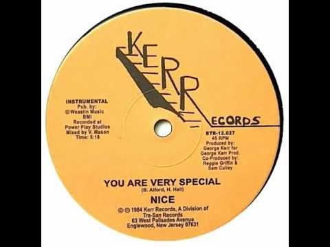 Nice - You Are Very Special (1984).wmv