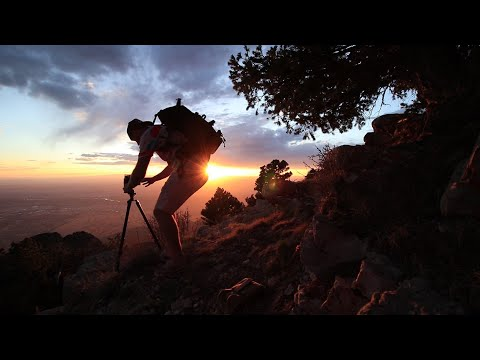 New Camera Backpack and Epic Light in Albuquerque