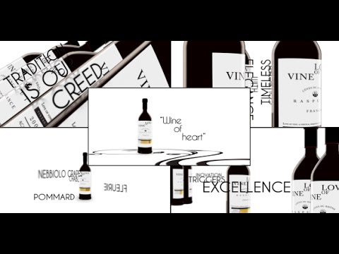 wine exelence commercial after effects template youtube. Black Bedroom Furniture Sets. Home Design Ideas