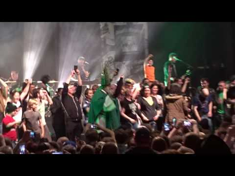 Dropkick Murphys - Until the Next Time - Des Moines - February 2017