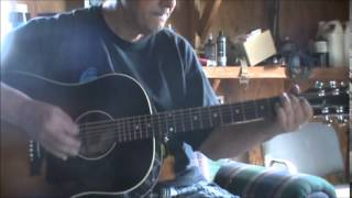 Lateral Climb Acoustic Cover by Jon Waldo
