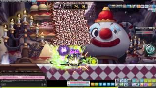[Maplestory] Xenon 5th job vs Cra