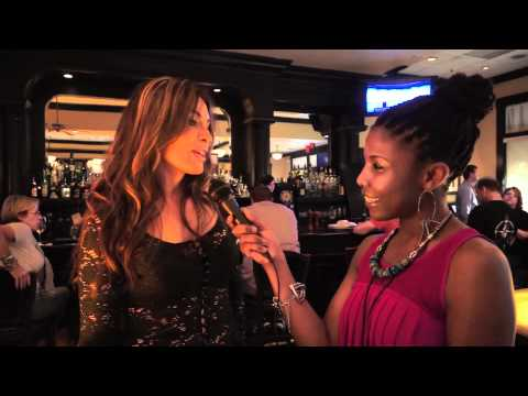 America's Next Top Model Yoanna House Interview - YouTube