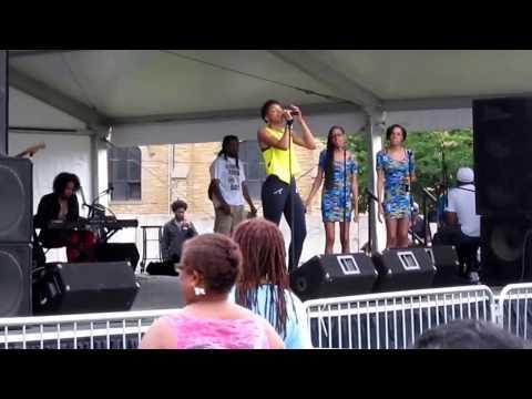 Rondo Days 2014 featuring Ashley Dubose.