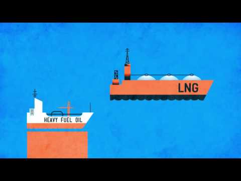 LNG in Marine Transport