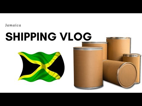 JAMAICA SHIPPING VLOG/Beautybyposh