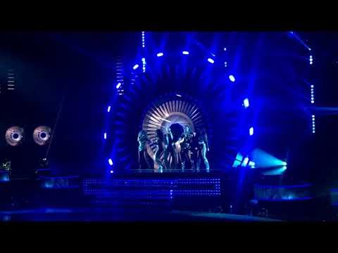 "PITBULL FT FIFTH HARMONY - ""POR FAVOR"" | Latin American Music Awards 2017 LIVE"