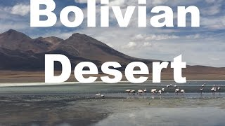 ADVENTURE RIDING | BOLIVIAN DESERT | ROAD TO PATAGONIA