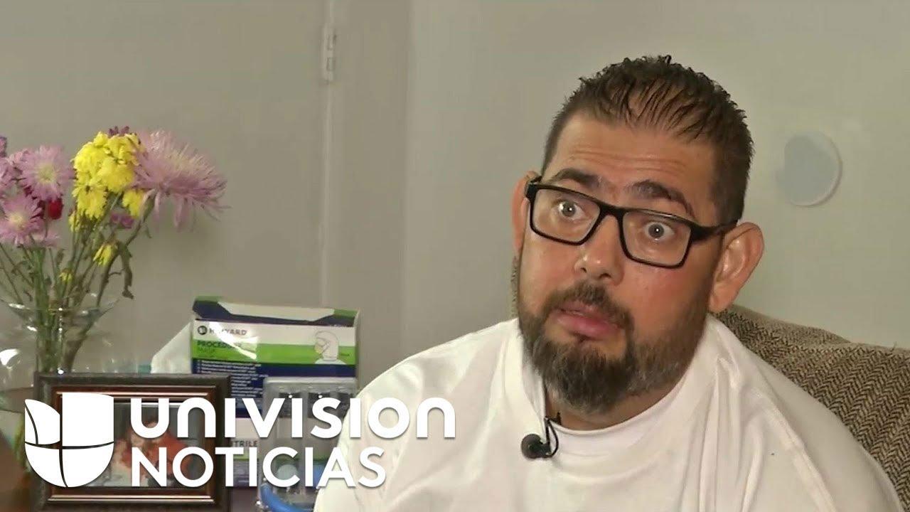Este mexicano se sobrepuso a un doble trasplante y al rechazo en hospitales por ser indocumentado