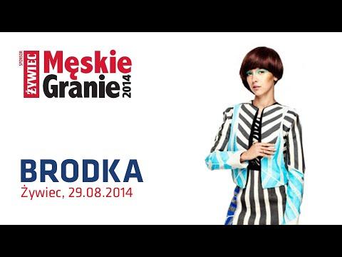 Męskie Granie 2014 - Brodka - Saute & KO