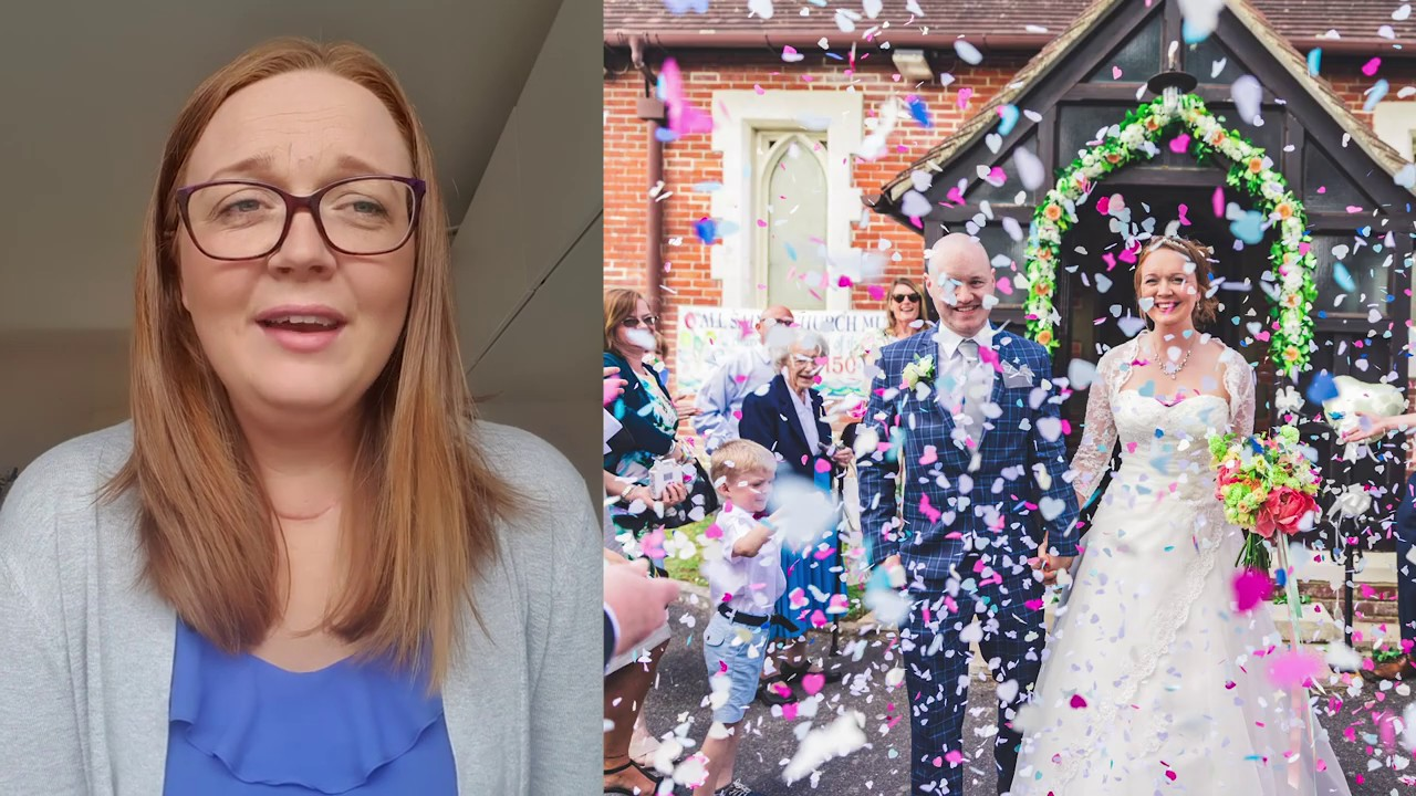 Kat and Luke Wedding Photography Review