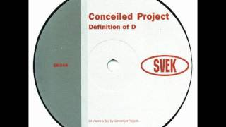 Conceiled Project - D-Weqst