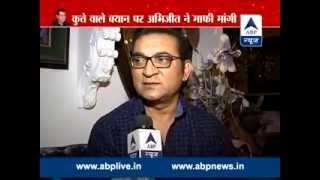 Singer Abhijeet apologizes once again for another controversial tweet