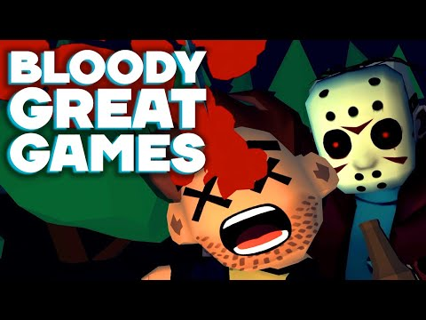 Best PC Games: Free Friday The 13th Game Is Actually Good | Steam Punks