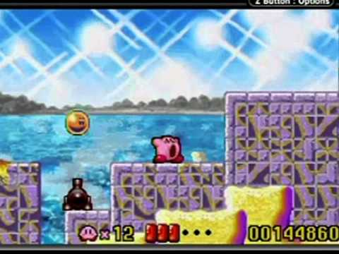 kirby dreamland 2 how to get 100