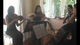 Summertime by Gershwin - Performed by the Nikau String Quartet (Auckland, NZ) youtube