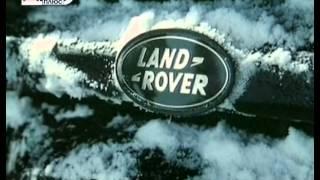 видео Модельный ряд Land Rover