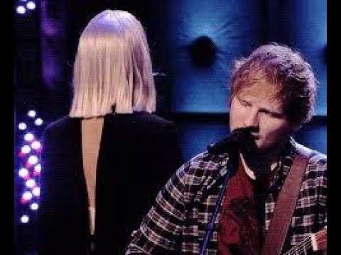 Sia Ft. Ed Sheeran New Song Christmas Album(deluxe Track)
