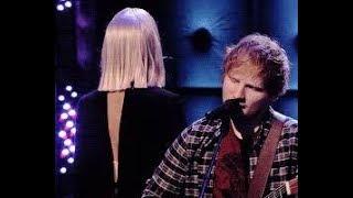 Baixar Sia ft. Ed sheeran new song Christmas album(deluxe track)