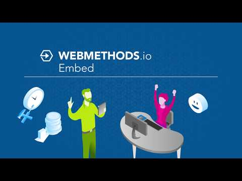 Intro to webMethods.io Embed