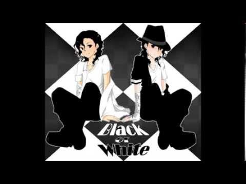 Black or White - Nightcore