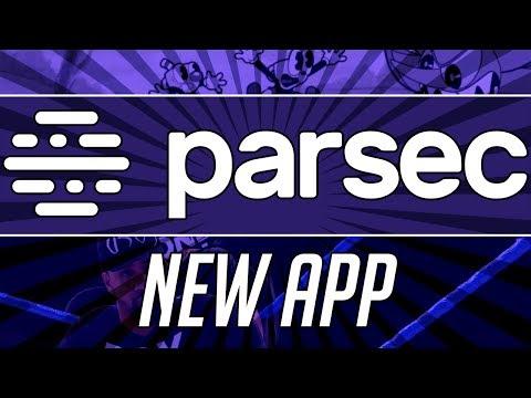 The New Parsec App