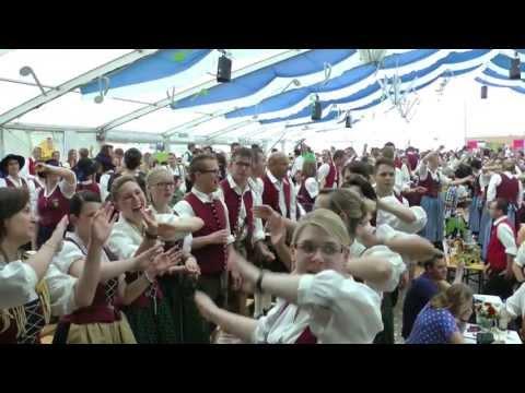 Musikfest Waldburg / MK Willerazhofen (01:20 !!!)