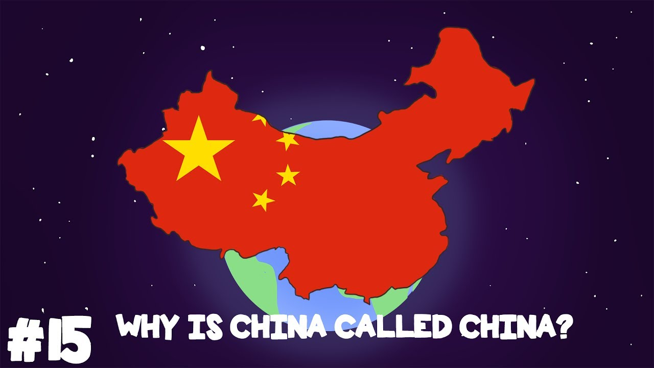 Why is Zhongguo called China in English?
