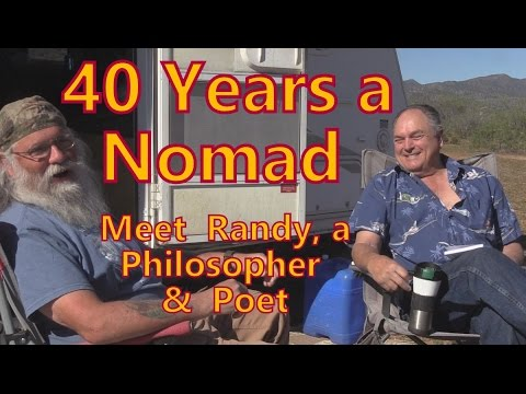 "40 Years a Nomad: Meet Randy Vining from ""Without Bound"" Fame"