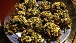 Top 50 Healthiest Foods - Spinach & Greek Spinach Balls