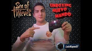 """""""UNBOXING"""" Mando Edición Sea Of Thieves!!!"""