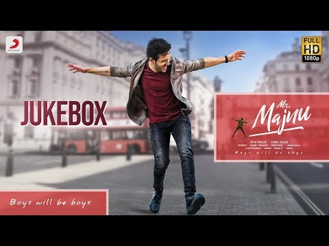 Mr. Majnu - Jukebox (Telugu) | Akhil Akkineni, Nidhhi Agerwal | Thaman S l Venky Atluri
