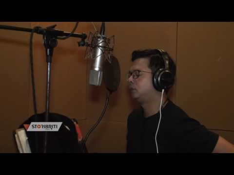 Rekaman single Matahariku, Novo didatangi Almarhumah Nike Ardilla