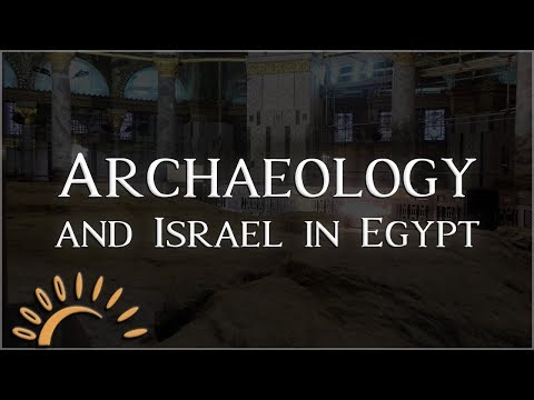 Archaeology And Israel In Egypt