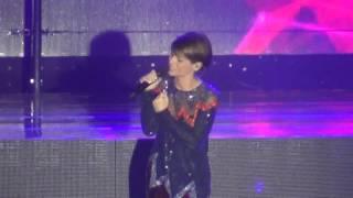 Alessandra Amoroso - Sul ciglio senza far rumore (Live @ Palapartenope - Napoli) HD - 08/10/2016