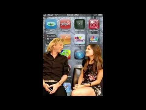 Torrey DeVitto interview 2010/11/16