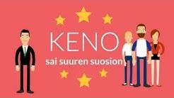 Pientä taustatietoa pelistä nimeltä Keno