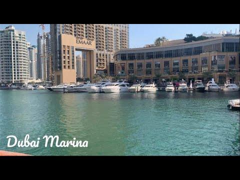 Luxury Life in Dubai Marina #Beautifulplace #Dubai